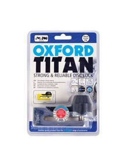 Disc Lock Oxford Titan