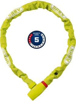 Łańcuch Abus uGrip Chain 585/100 lime